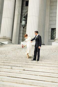 Megan & Tim A Practical Wedding: Blog Ideas for the Modern Wedding, Plus Marriage