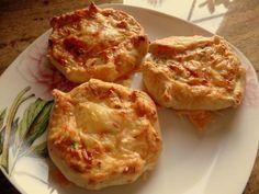 Rezept: Zucchini-Ricotta-Fladen