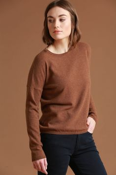 Basic Ecowool Pulli Shops, Fair Trade, Sustainable Fashion, Turtle Neck, Sweaters, How To Wear, Inspiration, Green Fashion, Gowns