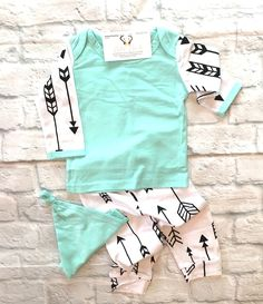 This says it's for a baby boy... But my baby girl would rock this Love it! checkout www.sweetpeadeals.com for more baby clothes and Items up to 80% OFF!