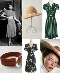 Classic style icon Katharine Hepburn was the master of the sophisticated tailored look. Her vintage style can be the perfect inspiration for a modern woman's wardrobe because it is both glamorous and comfortable. Click through for more fashion inspiration.