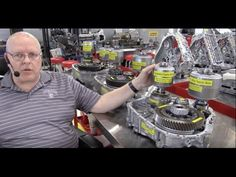 Ford Hybrid Transaxle Generations - (Also Toyota Prius and Chrysler Pacifica SI-EVT transaxles) Generation (Aisin Hybrid. Chrysler Pacifica, Toyota Prius, Ford