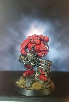 Blood Angels Tactical Marine
