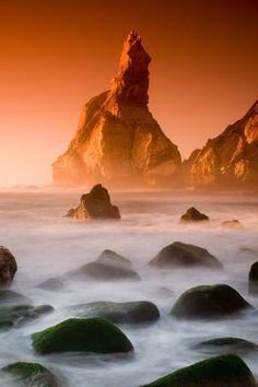 evrthling:  Mars Sunset by ~AVGoncalves