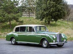 1959 Rolls Royce Phantom V Park Ward Limousine