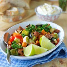 Middag - Recept & inspiration för en lyckad middag - Mitt kök Potato Salad, Potatoes, Ethnic Recipes, Inspiration, Food, Biblical Inspiration, Potato, Meals, Motivation