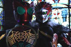 Kamen Rider Ooo, Kamen Rider Series, Deadpool, Darth Vader, Cosplay, Superhero, Fictional Characters, Dark, Youtube
