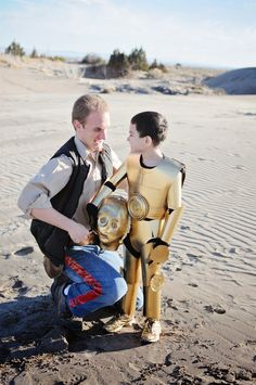 Pin for Later: These DIY Star Wars Costumes Are Downright Epic