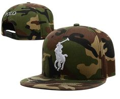 Polo Snapback Hats Camo|only US$6.00 - follow me to pick up couopons.