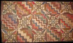 Fish Eye Rugs: more from The Brick House.....