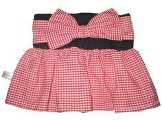 ♥♥♥   Mädchen Rock mit Schleife Jeans ♥♥♥ von me Kinderkleidung und ersatzbezuege auf DaWanda.com
