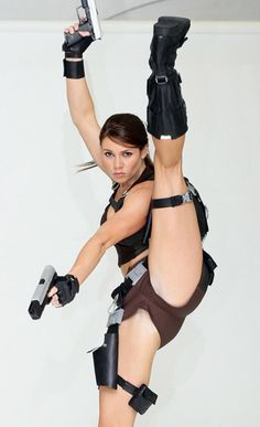Tomb Raider Fans - learn how to get paid to blog about Tomb Raider - www.icmarketingfu...
