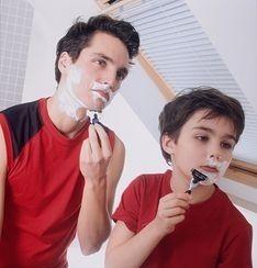 manhood training exercise