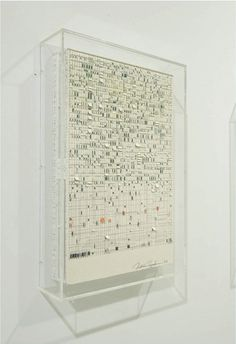 Paper Architectural Sculptures by Katsumi Hayakawa
