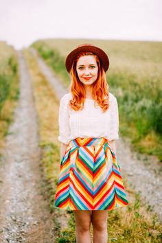 The Clothes Horse: Outfit: The Red Balloon