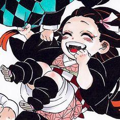 Fanarts Anime, Anime Chibi, Anime Manga, Demon Slayer, Slayer Anime, Anime Art Girl, Manga Art, Conan Movie, Anime Crafts