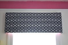 EASY CORNICES -using foamboard! - My Old Country House