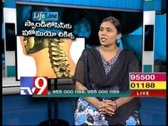 Spondylosis treated with Homeopathy