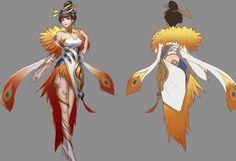 ArtStation - character, Lydia QX