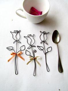 Iné sviatky - čajové ružičky - 3957756_