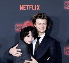 FINN WOLFHARD AND JOE KEERY  Pinterest // carriefiter  // 90s fashion street wear street style photography style hipster vintage design landscape illustration food diy art lol style lifestyle decor street stylevintage television tech science sports prose portraits poetry nail art music fashion style street style diy food makeup lol landscape interiors gif illustration art film education vintage retro designs crafts celebs architecture animals advertising quote quotes disney instagram girl