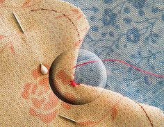 A Passion for Applique: Needleturn Applique valleys and deep V Tutorial