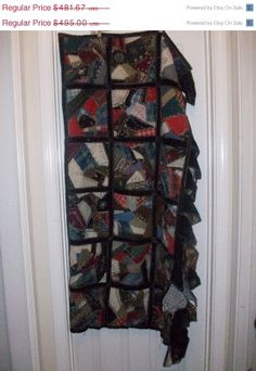 FINAL SALE Victorian Antique Crush Velvet Quilt from by MICSJWL, $305.00