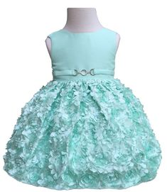 Baby Mint Satin Dress from Paparazzi Kids Satin Dresses, Formal Dresses, Girl Fashion, Girls Dresses, Disney Princess, Floral, Baby, Kids, Clothes