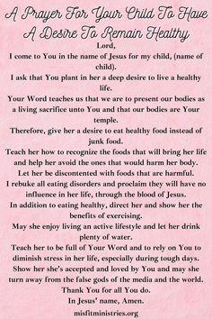 Prayer For Our Children, Prayer For Family, Prayer For You, Power Of Prayer, Prayer Box, Prayers For My Daughter, Mom Prayers, Prayer Scriptures, Prayer Quotes