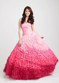 Vestidos de 15 años coloridos,  Go To www.likegossip.com to get more Gossip News!
