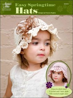 Little girl hats