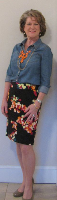 """4-30-13.jpg (689×2392) Not a link to a site; but rather the results of my Google search for """"After 50 fashion"""" of a lovely outfit to hopefully help me coordinate a similar look when I go shopping : )"""
