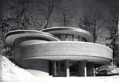!!! The Mayes House, Don Erickson, 1954