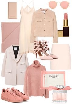 Sunday's Cravings: Rosa Pink