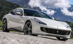 Ferrari GTC4Lusso Wins 'Most Beautiful Supercar of the Year' Award