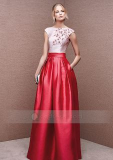 Different Red Shades of Prom Dresses, Which Would You Like?