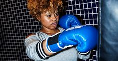 Boxing Classes Basic Combinations, How To Throw A Punch http://www.refinery29.com/basic-boxing-moves-punching-techniques