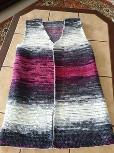 Baby Knitting Patterns, Knit Crochet, Nike Sportswear, Indigo, Sweaters, Handmade, Fashion, Knit Vest, Leotards