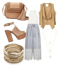 Senza titolo #24 by marzia88 on Polyvore featuring polyvore, fashion, style, A.L.C., MANGO, Zimmermann, Rebecca Minkoff, Kate Spade, Sole Society, Natalie B and clothing