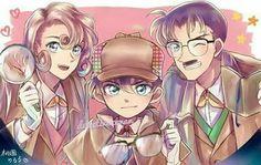 Kudo's family
