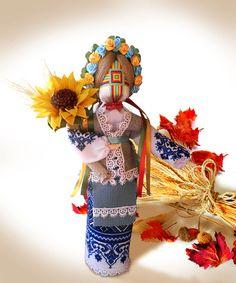 Beregynia  Ukrainian  handmade cloth motankadoll by TheBestPresent, $70.00