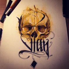 Skuaaaal by desan21.deviantart.com on @deviantART
