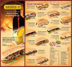 menu kanapki - Szukaj w Google