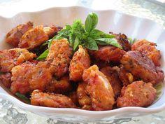 Νησιώτικοι ντοματοκεφτέδες !!! ~ ΜΑΓΕΙΡΙΚΗ ΚΑΙ ΣΥΝΤΑΓΕΣ 2 Greek Recipes, Tandoori Chicken, Tapas, Recipies, Meat, Vegetables, Cooking, Ethnic Recipes, Kitchen