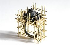 Robean Visschers - Under construction ring