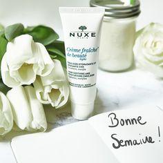 Crème Fraîche® de Beauté Light #NUXE #Beauty #CrèmeFraiche #Flowers #Fleurs