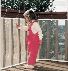 Baby Safety At Window Removable Child Safety Window
