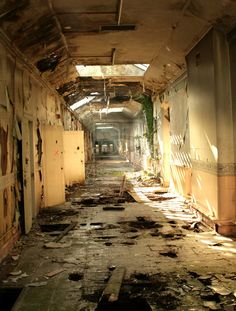 Whittingham Mental Asylum 2 by El-Chaso on @DeviantArt