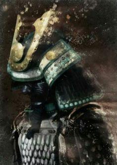 Samurai by Displate