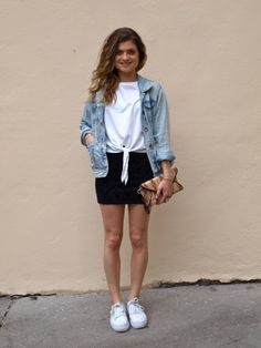 Sreet Style #ootd #look #blogmode #mode #fashionblogger #blogueusemode #fashion #streetstyle http://www.marieandmood.com/
